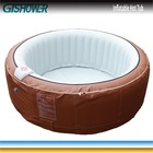 Round Inflatable Sex Massage Outdoor Whirlpool Spa