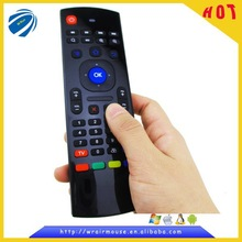 New module Android remote control air mouse with usb dongle for smart tv ,android box