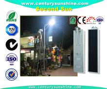 Alibaba com Second Sun 5-6m 30W Aluminum Alloy Solar LED Street Light, 2 Years Warranty
