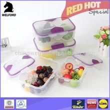 hot selling sleek design houseware food storage container