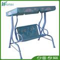 Móveis para ambientes externos assentos duplos jardim pátio miúdo balanços/balanços cadeira
