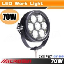 12v 24v higher lumen lower price better service headlight led working lights