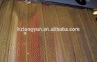 fashionable architectural decorative double metal mesh curtain