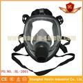 Rosto de borracha escudo protetor respiratória máscaras