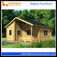 Prefabricated Log Cabins Wooden House Price