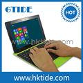 distribuidor 10 polegadas janela 8 tablet colorido teclado de computador