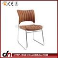 Moderno diseño de la pierna de la pu silla de oficina, Silla ejecutiva fotos de mobiliario de oficina