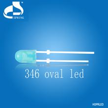 Long lifespan 3mm 5mm 8mm 10mm flat top led