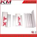 ventas al por mayor colorido anodizado de aluminio extruido de aleación marco