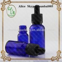 mass stock(24-48hours ship out), sales promotion e liquid cheap e-liquid cobalt blue 30ml glass bottles
