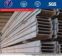 DIN ST52-3 Q345B Hot Rolled Welded Steel H Beam