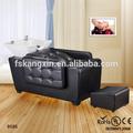Cadeira shampoo salão de peças/salão de beleza shampoo cadeira 9105