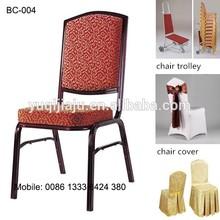 steel aluminium price steel banquet chair