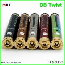 Newest technology intelligent voice control eicg battery DB twist