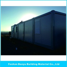 Assembled EPS PU Sandwich Panel Container House