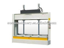 hydraulic control cold pressing machinery for door MH3248 X 50 OEM service CE standard