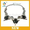 Nouveau design de mode bijoux collier steampunk, ebay de gros bijoux, simple or, conception de bijoux pour les femmes