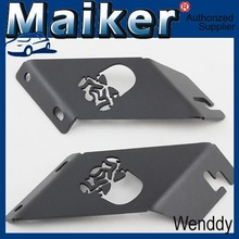 Engine cover Iron skull light bar For Jeep Wrangler JK 2007+ from Maiker auto accessories