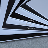 High Quality Low Price PVC Foam Board For Furniture and Kitchen and Bathroom Cabinet