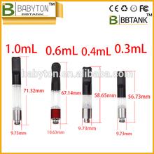 top selling cbd herb oil vaporizer vape pen 280mAh battery capacity