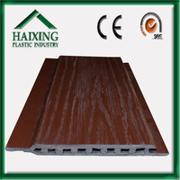 wood plastic composite fence,CE,SGS,30s,anti-fire,anti-water