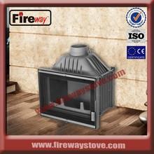 Best insert cast iron wood burning fireplace