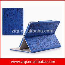 Cute & Fashion Cartoon PU Leather Case Cover for Ipad Mini Mini2
