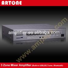 High End PA System Power amplifier 180W/250W/300W, PA PMS-3180