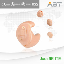 Easy to Use Custom Hearing Aid Devices Faceplate with Clear Stereo