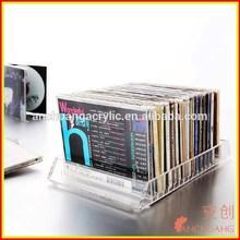 plexiglass cd storage