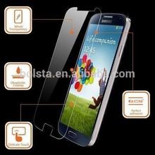 Best sell 9H anti-scratch For Samsung S5 mini/S4 mini screen guard