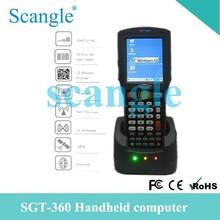 Handheld computer / PDA scanner / Windows CE 6.0 data collector