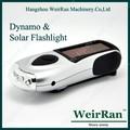 (130030) 3 levou dínamo recarregável ni-mh 3.6v 40 mah levou lanterna solar