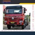 Sinotruck Howo 50 T grande Cargo Truck ZZ5507N31B7D1 / 10 X 4 Cargo Truck