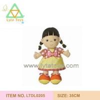 Hot Selling Plush Baby Dolls