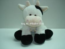 Baby Toy Stuffed Animal Plush Cow
