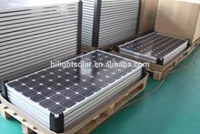 Monocrystalline price per watt solar panels For Home Use