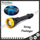 (130031) Professional Underwater 18650 Battery Operated LED Diving Torch