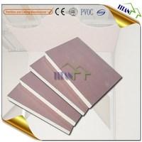 Drywall Guangzhou Pink Fireproof Plasterboard