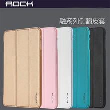 Rock Slim Stand PU Leather Smart Cover Folio Case For Apple iPad mini 2 / 3