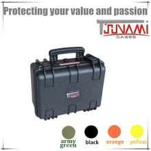 Hard Waterproof IP67 Case with foam Insert,Shockproof Case Arms Case Transports