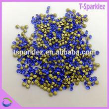 5mm crystal point back rhinestones , bulk wholesale point back rhinestones for argentina