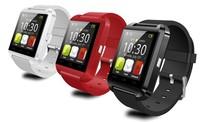 "1.44"" TFT screen U8 watch mobile phone bluetooth bracelet for Samsung Iphones 6"