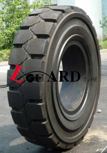 Hot sales top quality forklift solid tires 7.00-12 7.00-15