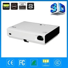 Cinema video projector full hd for school business home,very portable convenient with carry bag