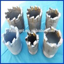 hq nq bq mineral exploration pdc core bit for drilling