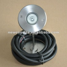 CE Approved led underwater light match Yacht, Marine, ship, boat.