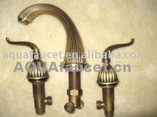 dual handle Perrin and Rowe Bathroom Taps