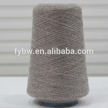 Nm 36/2 500g Cone Pure Wool Yarn Knitted Yarn