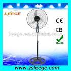 """FS45-2 aluminum fan blade good feedback 18"""" electric stand fan"""